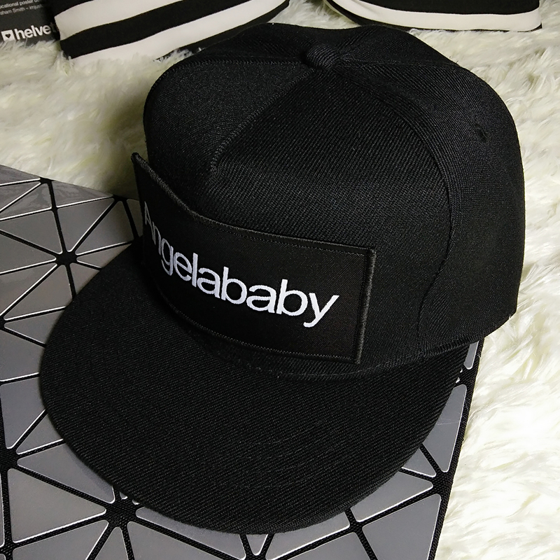 Custom Caps   Hats With Removable Velcro Patch 554b47d5dfa