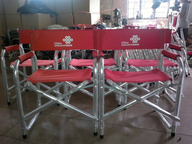 custom director s chairs personalized aluminum folding chairs