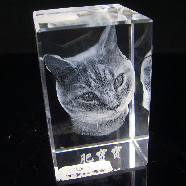 3d Engraved Crystal Crystal Engraving Custom Made In China