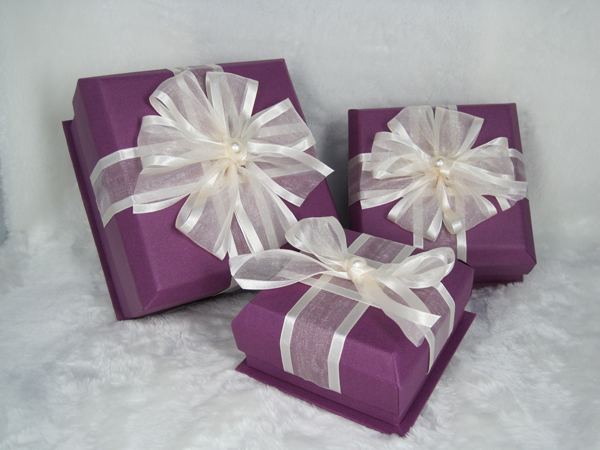 Gift Box Ideas For Wedding : Wedding Gift Box Wholesale Custom Gift BoxesAimee