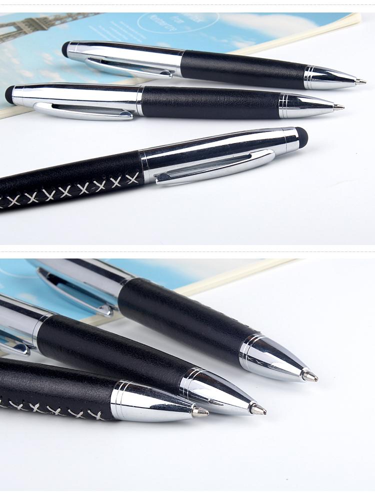 Stylus metal ballpoint pen
