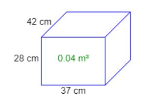 Cubic Meter Calculator In Ft Yd Mm Cm M To Cubic Meter
