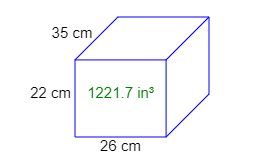 Convert From Measurements In Cm To Cubic Inches When We Measure The Dimension Of A Carton With A Cm Ruler The Unit Is Cm And We Need Calculate The Cubic