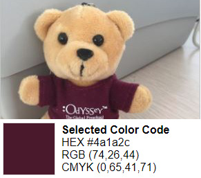Color Picker From Image Rgb Hex Cmyk