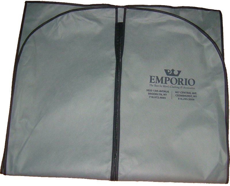 Custom Garment Bags Wholesale Personalized Suit Covers