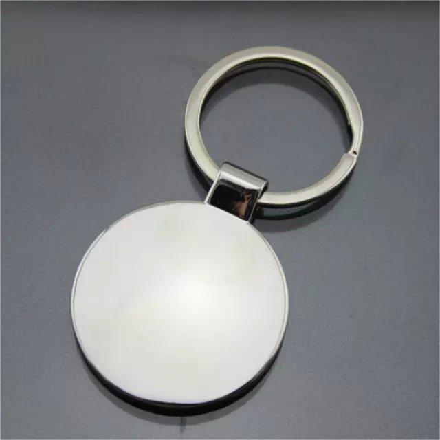 Custom Round Metal Keychain - China Supplier