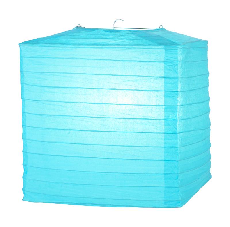 Wholesale Square Cube Paper Lanterns