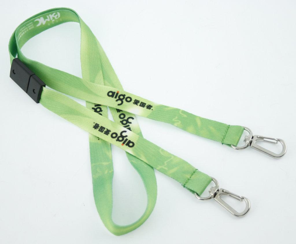 Personalized Neck Lanyards, for Key, ID Badge Holder, Wholesale