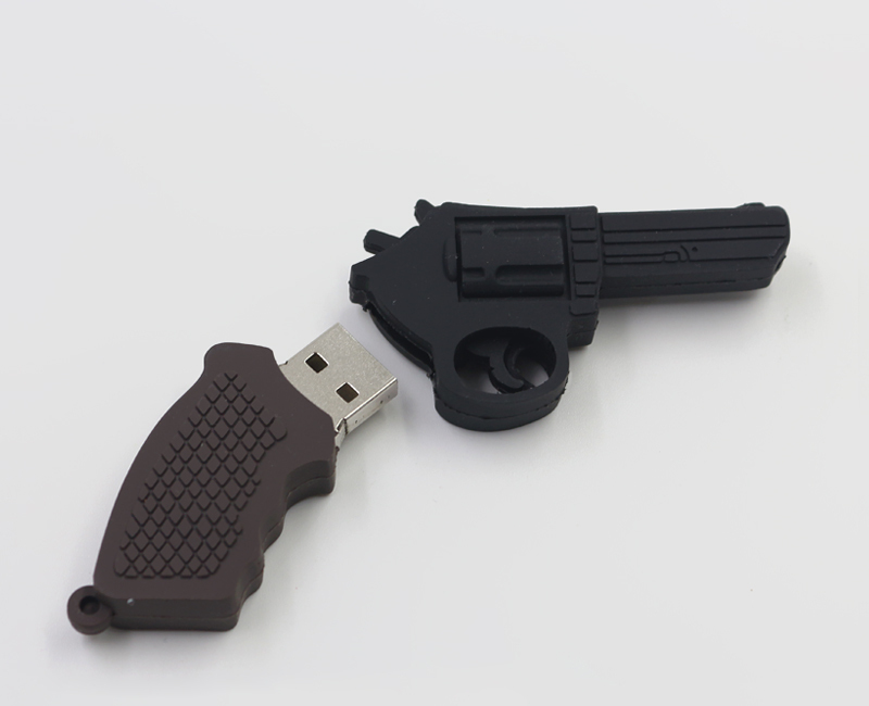 Create Your Own Custom Shaped USB Flash Drives