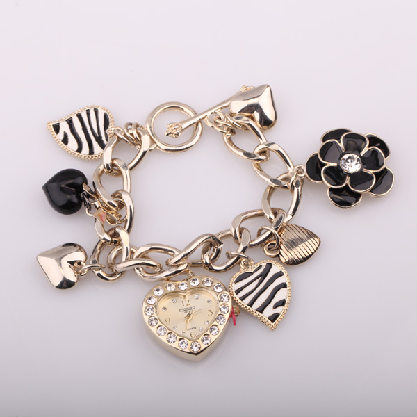 Charm Bracelet Watches